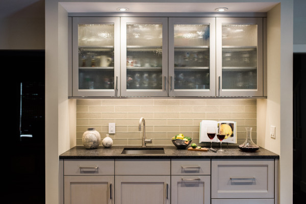 Shore Haven Kitchens Transitional Gray-3